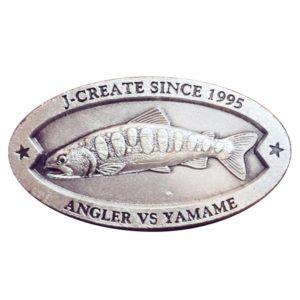 ヤマメ 魚 キーホルダー