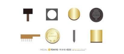 オリジナル金貨・純金コイン・金メダルの製作