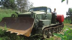 танк, пътища, БАТ-М