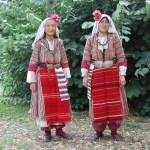 Автентични народни носии от Славяново на над 150 години