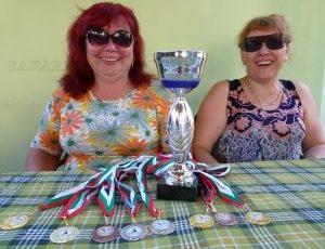 Диана Делчева и Марияна Андонова се гордеят със спечелените награди