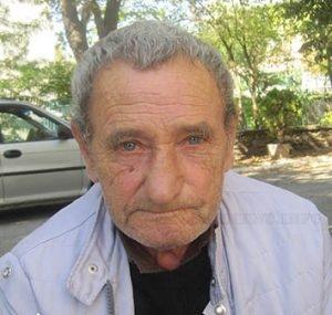 Димитър Димитров, 72 години