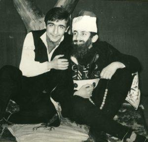Николай Желязков и Вълко Кирков