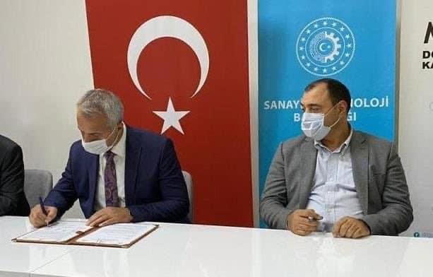 Nitelikli İstihdam Merkezi Projesinde imzalar atıldı