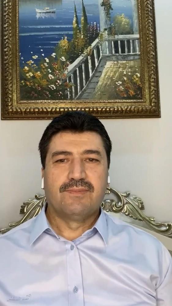 SUBÜ Rektörü Prof. Dr. Mehmet Sarıbıyık: