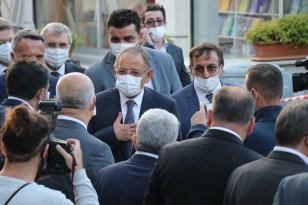 """AK Parti Genel Başkan Yardımcısı Özhaseki: """"Belediyecilikte rakibimiz yok, biz kendimizle yarışıyoruz"""""""