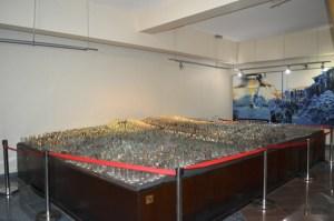 deprem müzesi iç