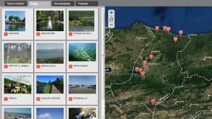 satbis sakarya turizm bilgi sistemi