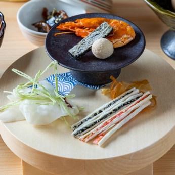 北海道珍味盛り合わせ Hokkaido delicacy 北海道美食 ¥480