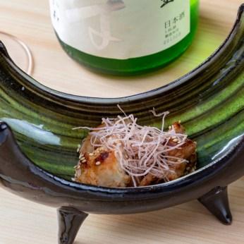 鶏もも (旭川三平味噌と八海山甘酒仕込) Chicken thigh 鸡大腿 ¥480