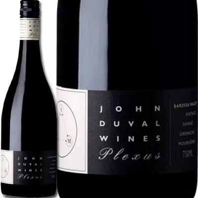 ジョン・デュヴァル・プレキサス・シラーズ・グルナッシュ・ムールヴェードル 2010 オーストラリア 赤ワイン 750ml フルボディ John Duval...