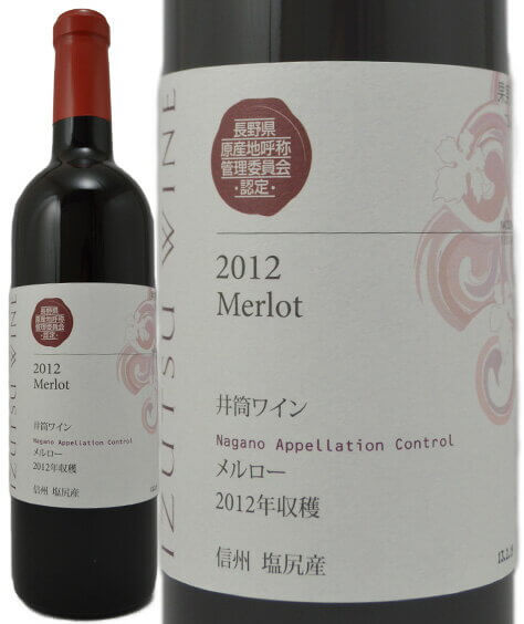 井筒ワイン NAC メルロー