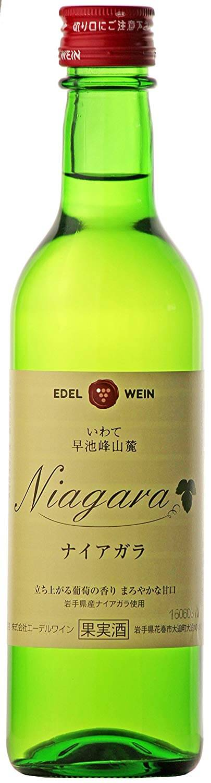エーデルワイン ナイアガラ 白