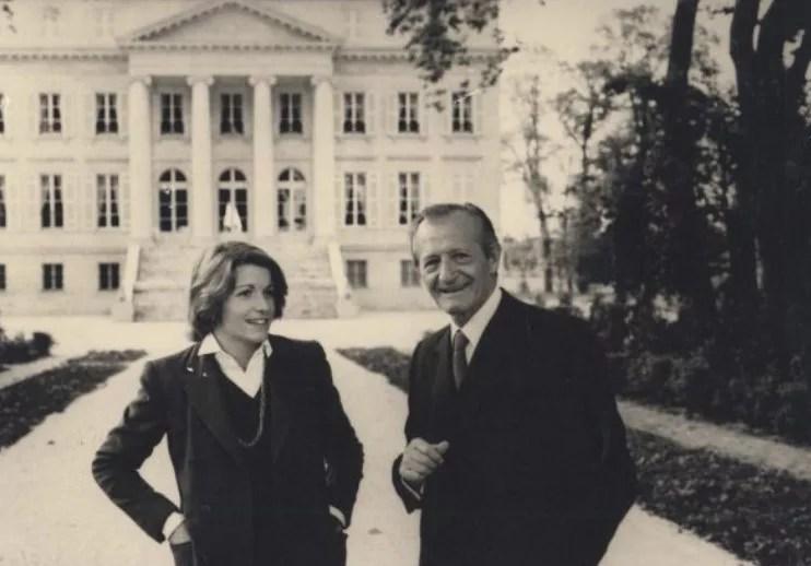 Андре с дочерью Корин