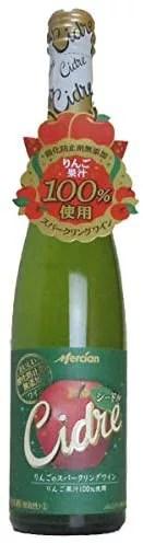 メルシャン シードル おいしい酸化防止剤無添加ワイン