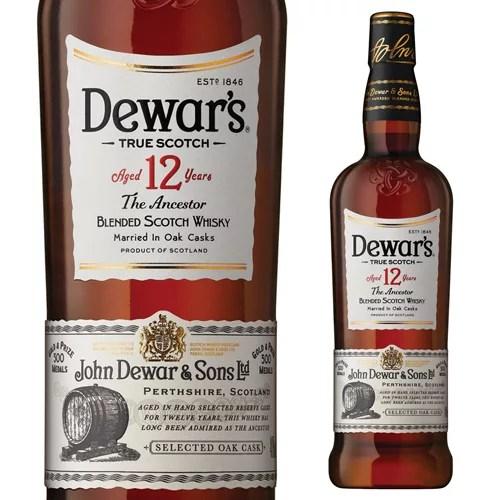 デュワーズ 12年