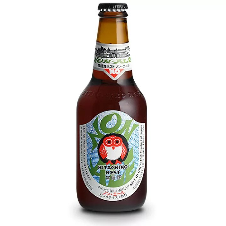常陸野ネストビール ノン・エール