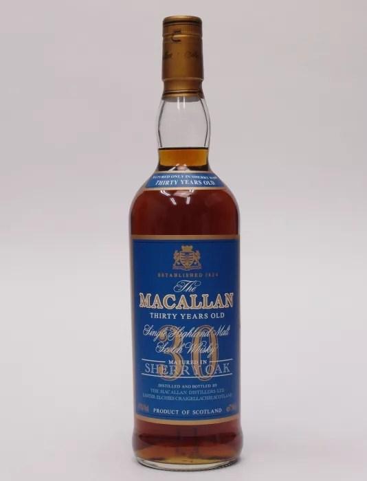 ザ・マッカラン 30年