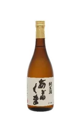 あぶくま 無濾過純米酒