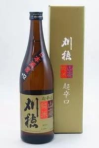 刈穂 山廃純米酒 超辛口
