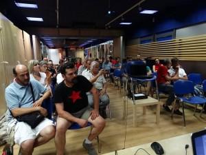 Falconara, 23 luglio: il pubblico