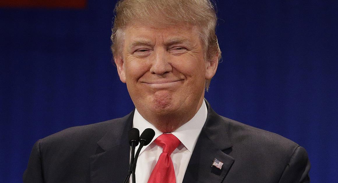"""Donald Trump. I ricchi di oggi si esibiscono perché """"perché all'odio di classe si è sostituita l'invidia di classe. L'odio indica la volontà di sovvertire il dato con un voluto diverso,l'invidia indica la volontà di compartecipare alla ingiustizia """""""