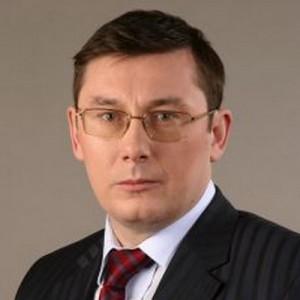 Yurj Lutsenko: Il Procuratore Generale sta costruendo una serie di processi politici su commisione del Presidente
