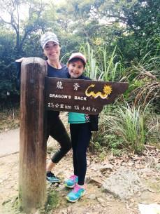 Dragons Back hike