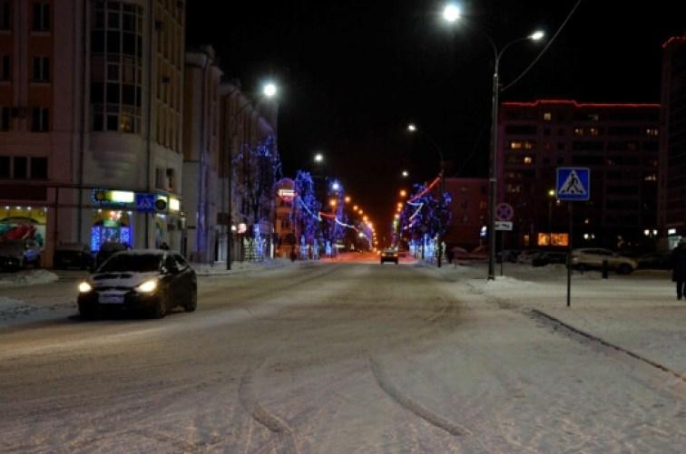 зимние ночные пейзажи,насыщенность цветов, режим съемки, рисование светом, светопись, светочувствительность,