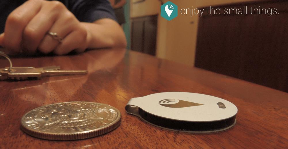 コインほどのサイズ