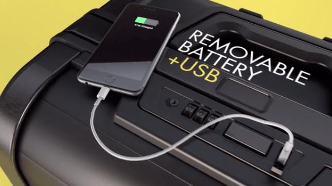2Trunkster  Zipperless Luggage with GPS   Battery   Scale by Trunkster — Kickstarter