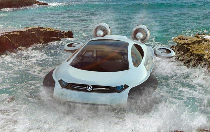 Volkswagen-Aqua-hovercraft