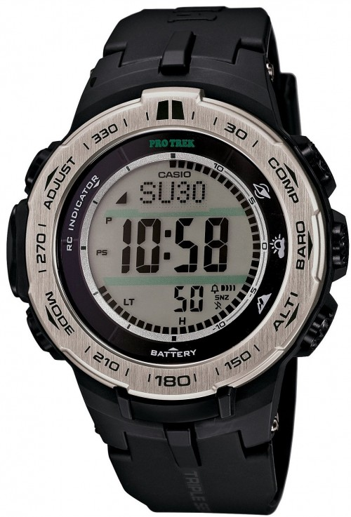 プロトレック Slim line PRW-3100