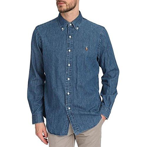 デニムシャツのイメージ