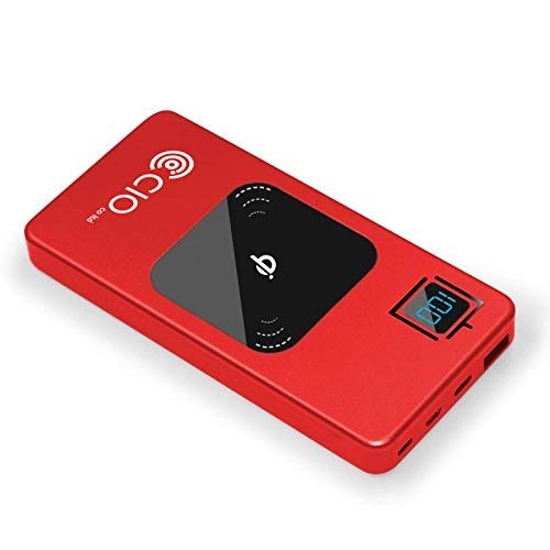 CIO モバイルバッテリー 12000mAh
