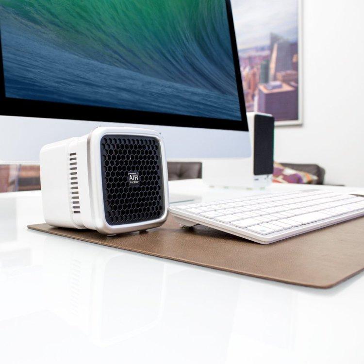 USB卓上空気清浄機のイメージ