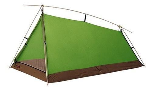 6.モンベル(mont-bell) テント ムーンライトテント 2型 グリーン GN [1~2人用] 1122287