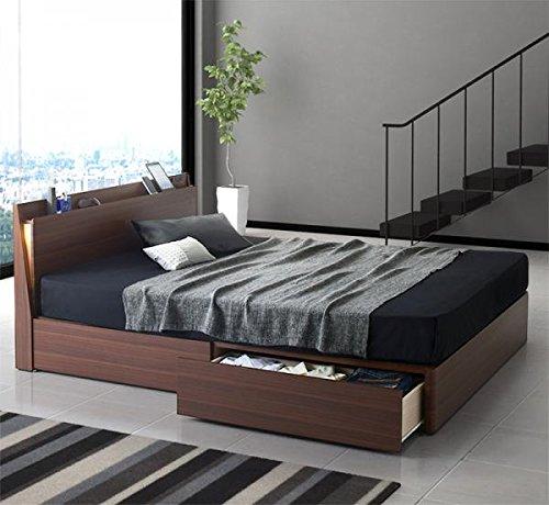 セミダブルベッドのイメージ