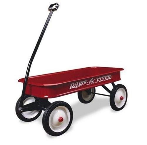 5.RADIO FRYER (ラジオフライヤー) クラシックレッドワゴン Classic Red Wagon #18