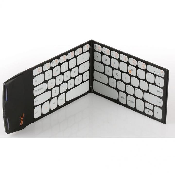 折りたたみキーボードのイメージ