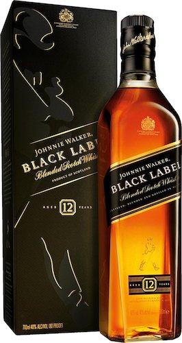 ジョニーウォーカー(JOHNNIE WALKER) ブラックラベル 12年 ブレンデッド スコッチウイスキー