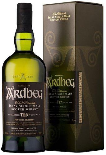 アードベッグ(Ardbeg) 10年 シングルモルト スコッチウイスキー