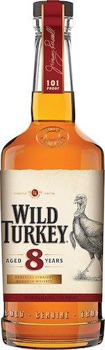 ワイルドターキー(WILD TURKEY) 8年 バーボンウイスキー