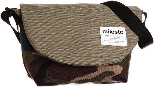 ミレスト(MILESTO) FLOPPY メッセンジャー MLS066
