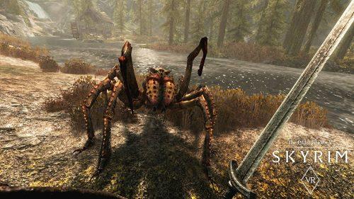The Elder Scrolls V: Skyrim VR - ベセスダ・ソフトワークス