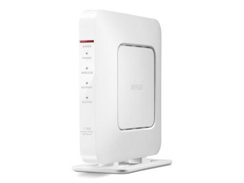 バッファロー(BUFFALO) WiFi無線LANルーター WSR-1166DHP3