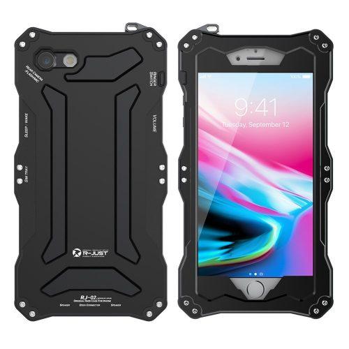 c93efd3229 Feitenn iPhone 8 Plus アルミニウム合金ケース FT-GD3-I8