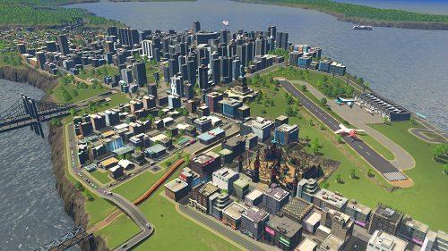 シティーズ:スカイライン PlayStation4 Edition - スパイク・チュンソフト