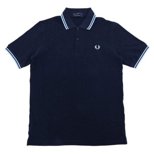 フレッドペリー(FRED PERRY) ポロシャツ M12N