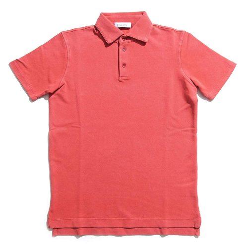 クルチアーニ(Cruciani) カノコポロシャツ